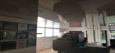 Waco Texas DIY stretch ceiling canvas fabric membrane manufacturer