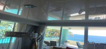 Waco Texas DIY stretch ceiling canvas fabric membrane 786.334.0392