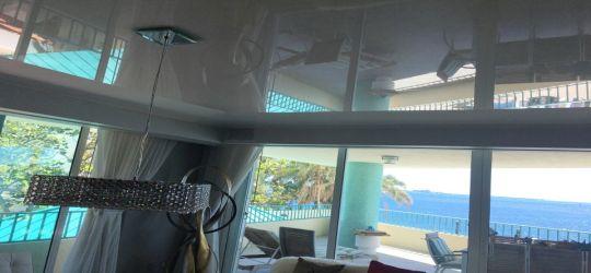 DIY stretch ceiling canvas fabric membrane 786.334.0392