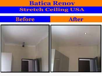 Mississippi ceiling repair solution by Stretch Ceiling