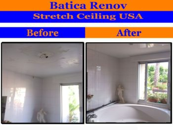 Maryland popcorn ceiling solution stretch ceiling