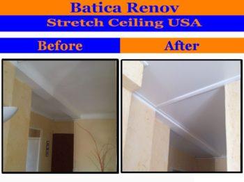 Maine DIY stretch ceiling near you stretch ceiling contractor