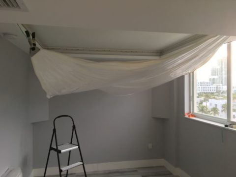 do it yourself stretch ceiling