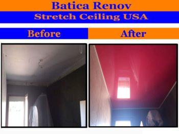 Montana stretch ceiling by Batica-Renov USA