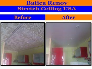 Missouri ceiling contractor acoustic ceiling membrane