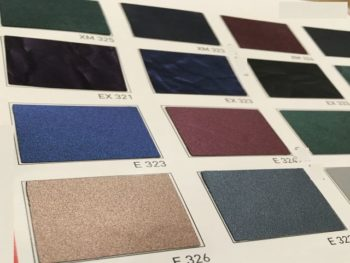 stretch ceiling panel colors